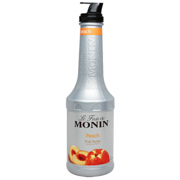 Monin Peach Fruit Puree (1L), H-Puree, Peach