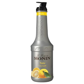 Monin Yuzu Fruit Puree (1L), H-Puree, Yuzu