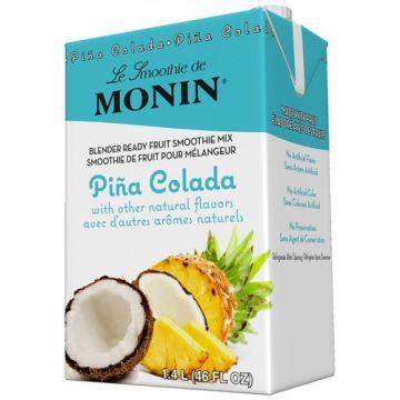 Monin Pina Colada Smoothie Mix (46oz), H-Smoothie, Pina Colada