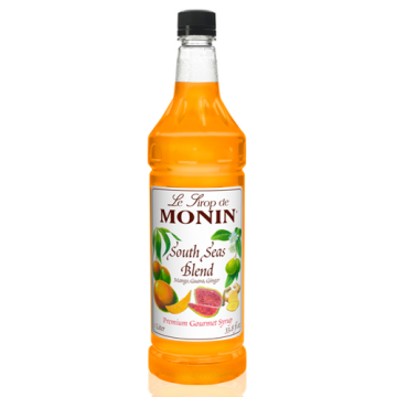 Monin South Sea Blend Syrup (1L), H-South Seas Blend, 1.0L