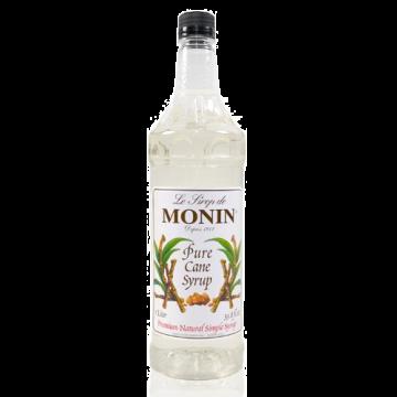 Monin Pure Cane Sweetener Syrup (1L), H-Sweetener, Pure Cane 1.0L