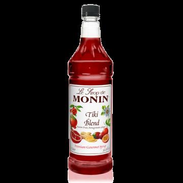 Monin Tiki Blend Syrup (1L), H-Tiki Blend, 1.0L