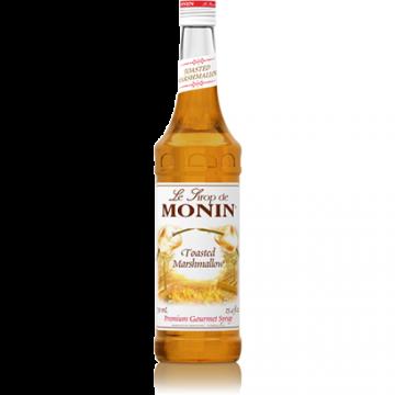 Monin Toasted Marshmallow Syrup (750mL), H-Toasted Marshmallow
