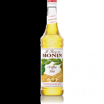 Monin Toffee Nut Syrup (750mL), H-Toffee Nut