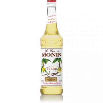Monin Vanilla Syrup (750mL)