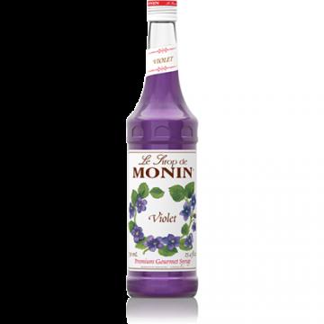 Monin Violet Syrup (750mL), H-Violet