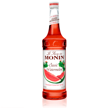 Monin Classic Watermelon Syrup (750mL)