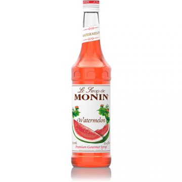 Monin Classic Watermelon Syrup (750mL), H-Watermelon