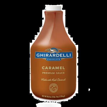 Ghirardelli Caramel Flavored Sauce (64 fl oz), I-Caramel-S