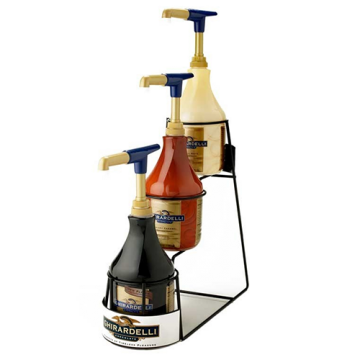 Ghirardelli 3-Tier 64oz Sauce Rack
