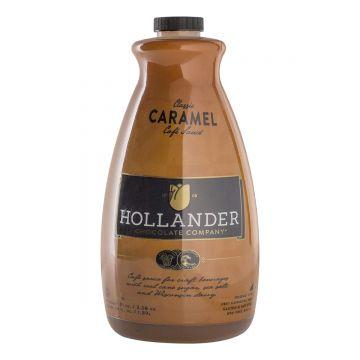 Hollander Classic Koffiebar Caramel Sauce (64 fl oz), J-Caramel-S