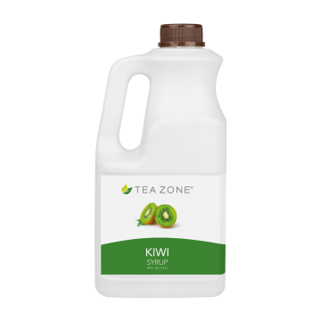 Tea Zone Kiwi Syrup (64oz)