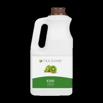 Tea Zone Kiwi Syrup (64oz)