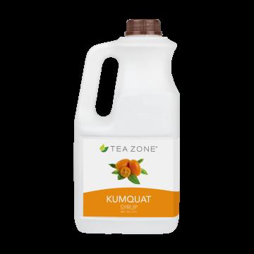 Tea Zone Kumquat Syrup (64oz), J1055