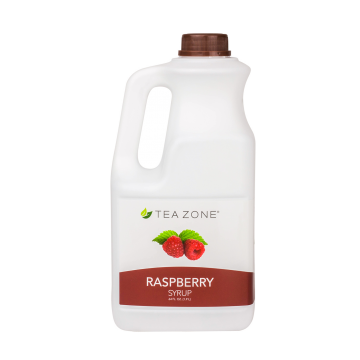 Tea Zone Raspberry Syrup (64oz)