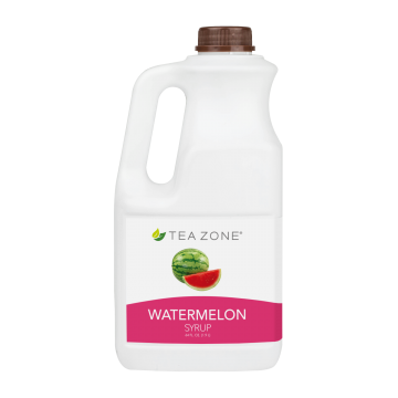 Tea Zone Watermelon Syrup (64oz)
