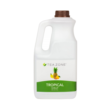 Tea Zone Tropical Syrup (64oz)