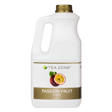 Tea Zone Passion Fruit Puree (64 oz.)