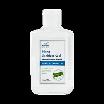 Hand Sanitizer Gel, 4 oz (Bottle)