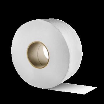 """Karat 9"""" 2-Ply Jumbo Tissue Rolls"""
