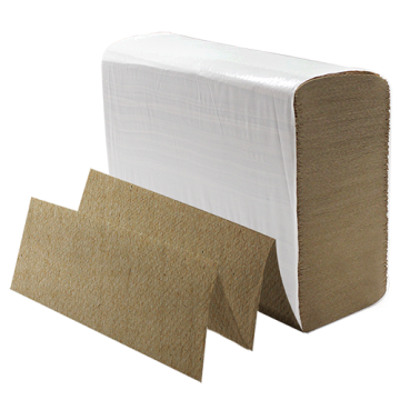 Karat Multifold Paper Towels - Kraft