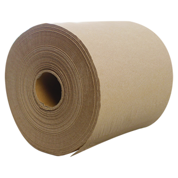 Karat Paper Towel Rolls - Kraft
