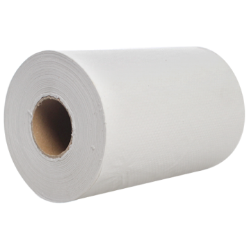 Karat Junior Paper Towel Rolls - White