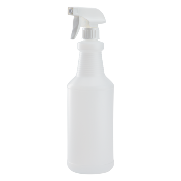 Karat 32 oz Spray Bottle, HDPE (1 set)