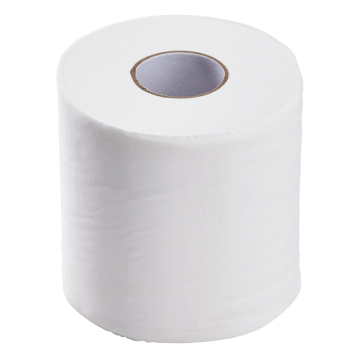 Karat 2-ply Toilet Tissue Roll (400 Sheets/Roll) - 12 Rolls