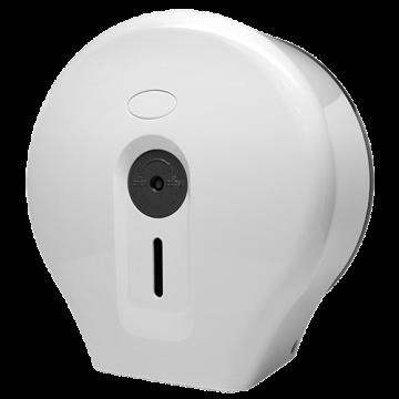 NSL Jumbo Tissue Roll Dispenser - White, JSD-3500-2