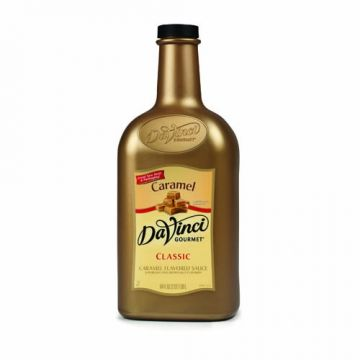 DaVinci Caramel Sauce (64oz), K-Caramel-S