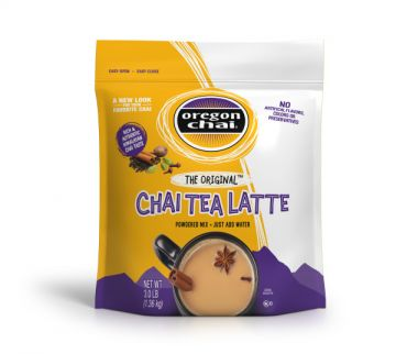 Oregon Chai Original Dry Chai Latte Mix (3 lbs)