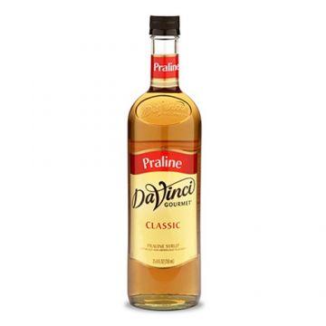 DaVinci Classic Praline Syrup (750mL), K-Praline