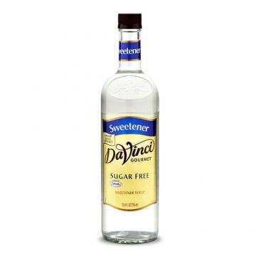 DaVinci Sugar Free Sweetener Syrup (750mL), K-Sweetener-sf