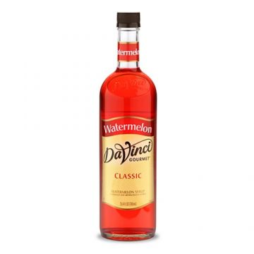 DaVinci Classic Watermelon Syrup (750mL), K-Watermelon