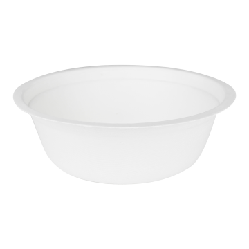 Karat Earth 16oz Compostable Bagasse Rice Bowls - 1,000 ct