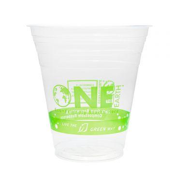 Karat Earth 12oz PLA Eco-Friendly Cups - Generic (98mm) - 1,000 ct
