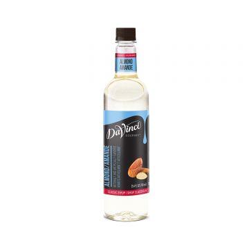 DaVinci Gourmet Almond (Orgeat) Syrup (750mL)