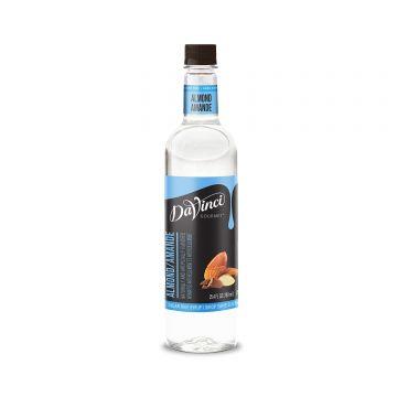 DaVinci Gourmet Sugar Free Almond Syrup (750mL)