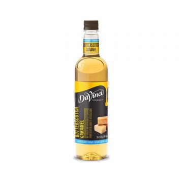 DaVinci Sugar Free Butterscotch Syrup (750mL)