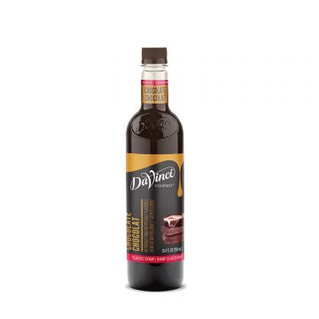 DaVinci Classic Chocolate Syrup (750mL)