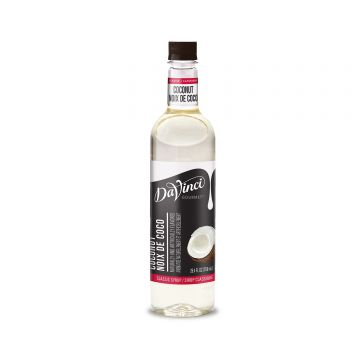 DaVinci Classic Coconut Syrup (750mL)