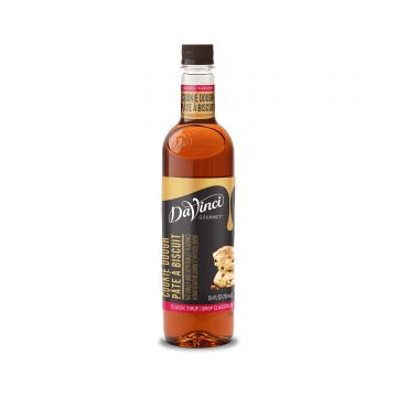 DaVinci Classic Cookie Dough Syrup (750mL)
