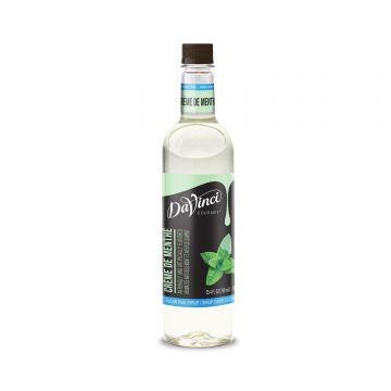 DaVinci Sugar Free Creme de Menthe Syrup (750mL)