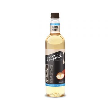 DaVinci Sugar Free Hazelnut (Original) Syrup (750mL)