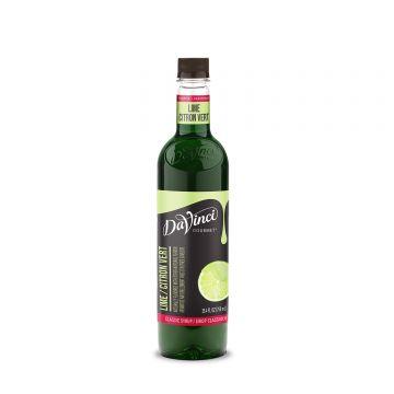 DaVinci Classic Lime Syrup (750mL)