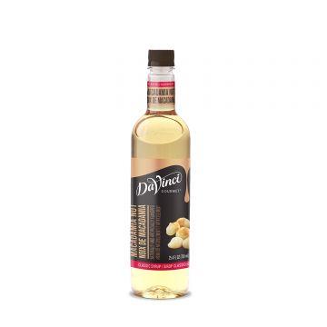 DaVinci Classic Macadamia Nut Syrup (750mL)