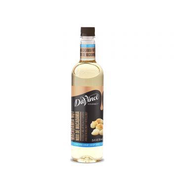 DaVinci Sugar Free Macadamia Nut Syrup (750mL)