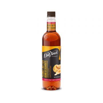 DaVinci Classic Peanut Butter Syrup (750mL)