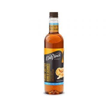 DaVinci Sugar Free Peanut Butter Syrup (750mL)